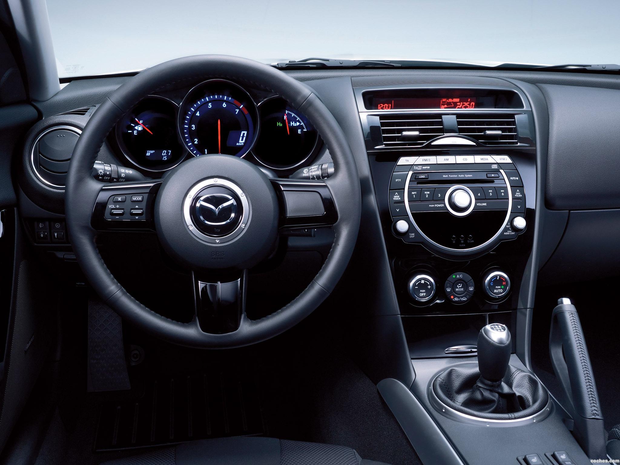 Foto 17 de Mazda RX-8 Hydrogen Re Dual Fuel System 2009
