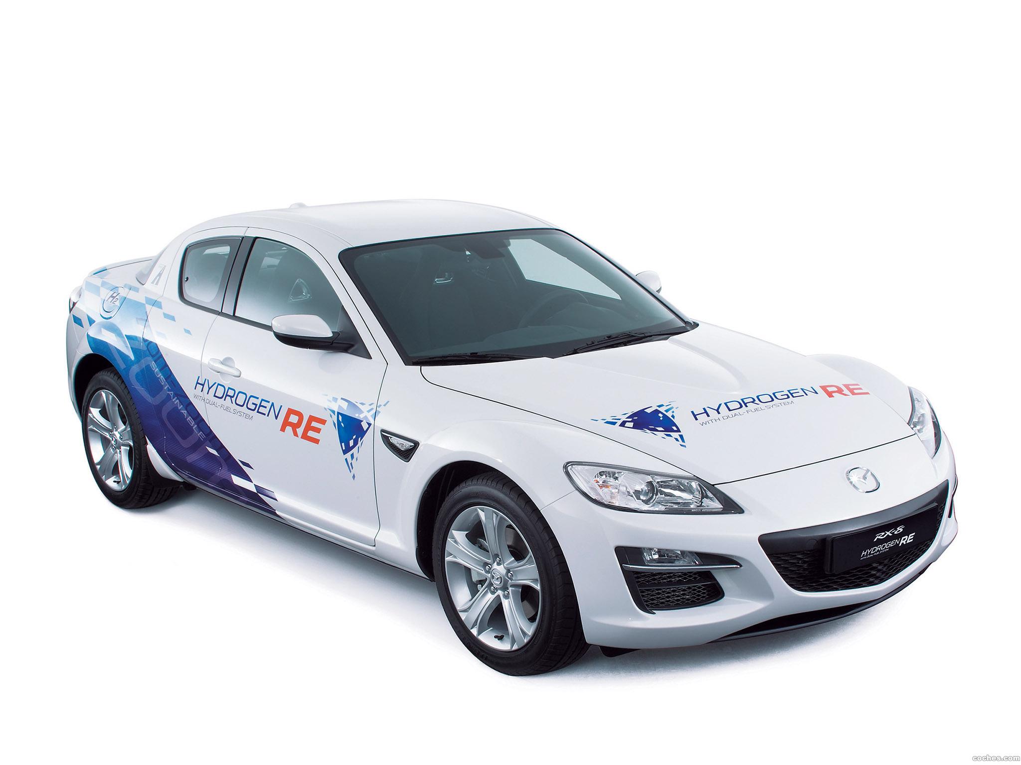 Foto 3 de Mazda RX-8 Hydrogen Re Dual Fuel System 2009