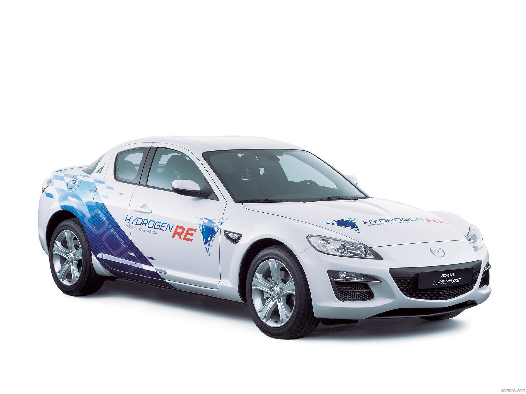 Foto 2 de Mazda RX-8 Hydrogen Re Dual Fuel System 2009