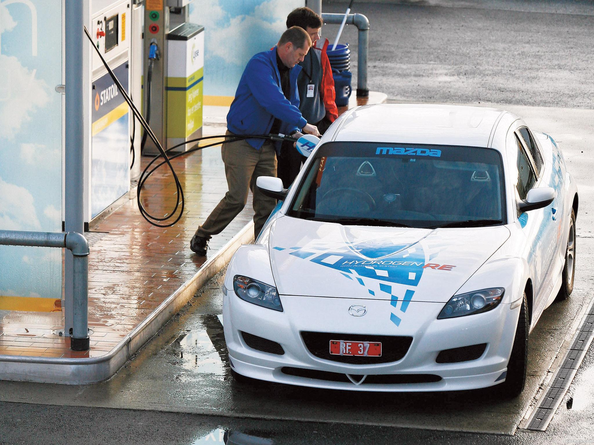Foto 15 de Mazda RX-8 Hydrogen Re Dual Fuel System 2009