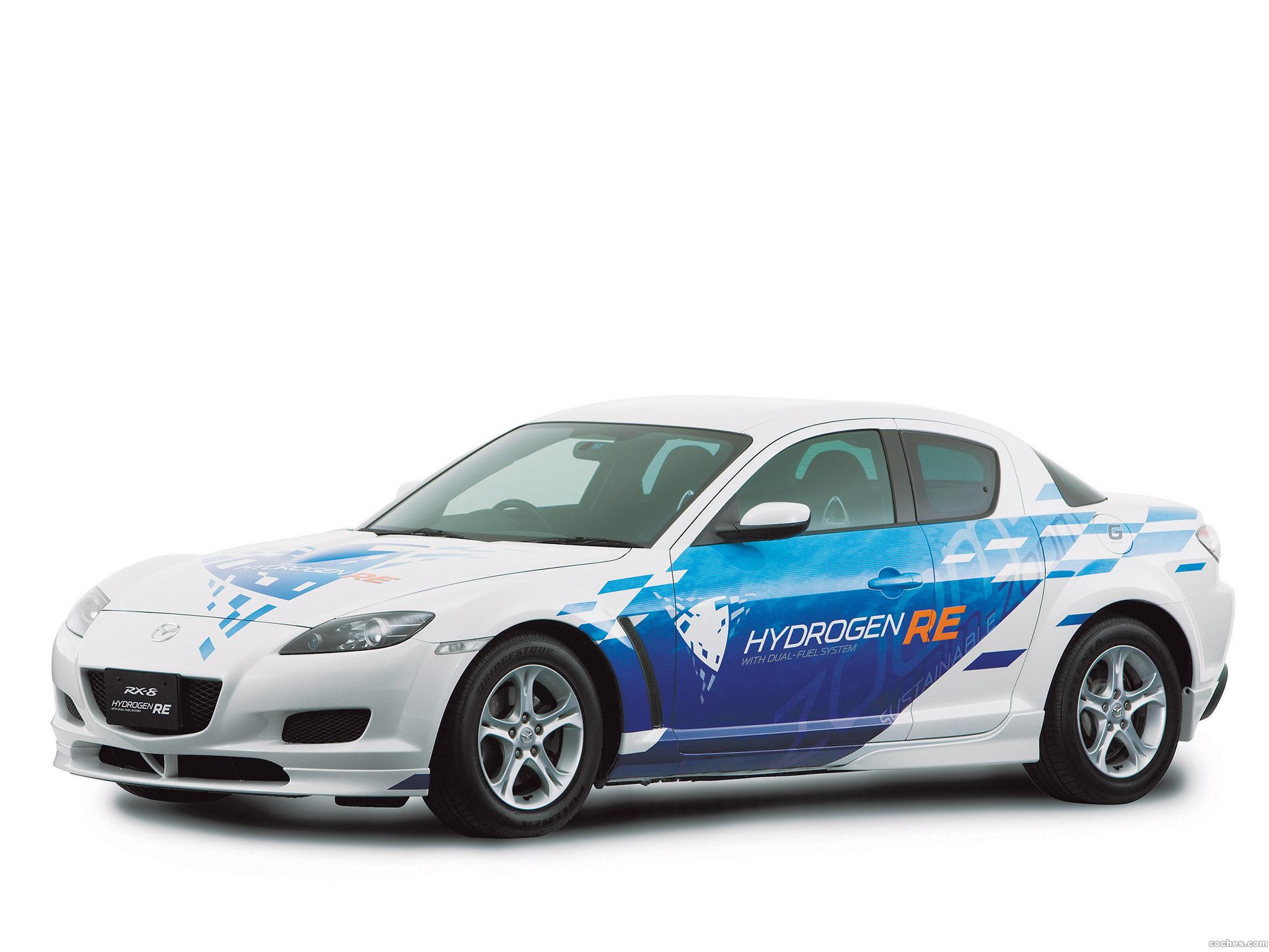 Foto 14 de Mazda RX-8 Hydrogen Re Dual Fuel System 2009