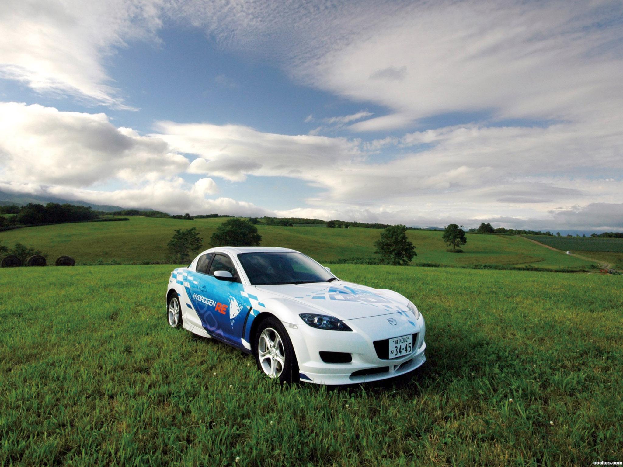 Foto 12 de Mazda RX-8 Hydrogen Re Dual Fuel System 2009
