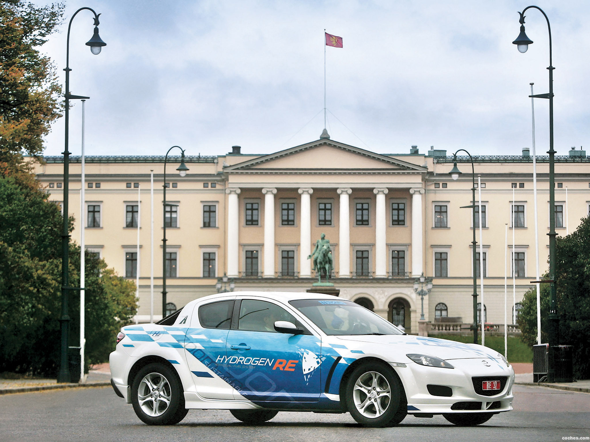 Foto 10 de Mazda RX-8 Hydrogen Re Dual Fuel System 2009