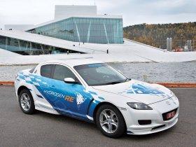 Ver foto 9 de Mazda RX-8 Hydrogen Re Dual Fuel System 2009