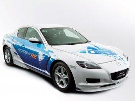 Ver foto 5 de Mazda RX-8 Hydrogen Re Dual Fuel System 2009