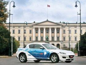 Ver foto 11 de Mazda RX-8 Hydrogen Re Dual Fuel System 2009