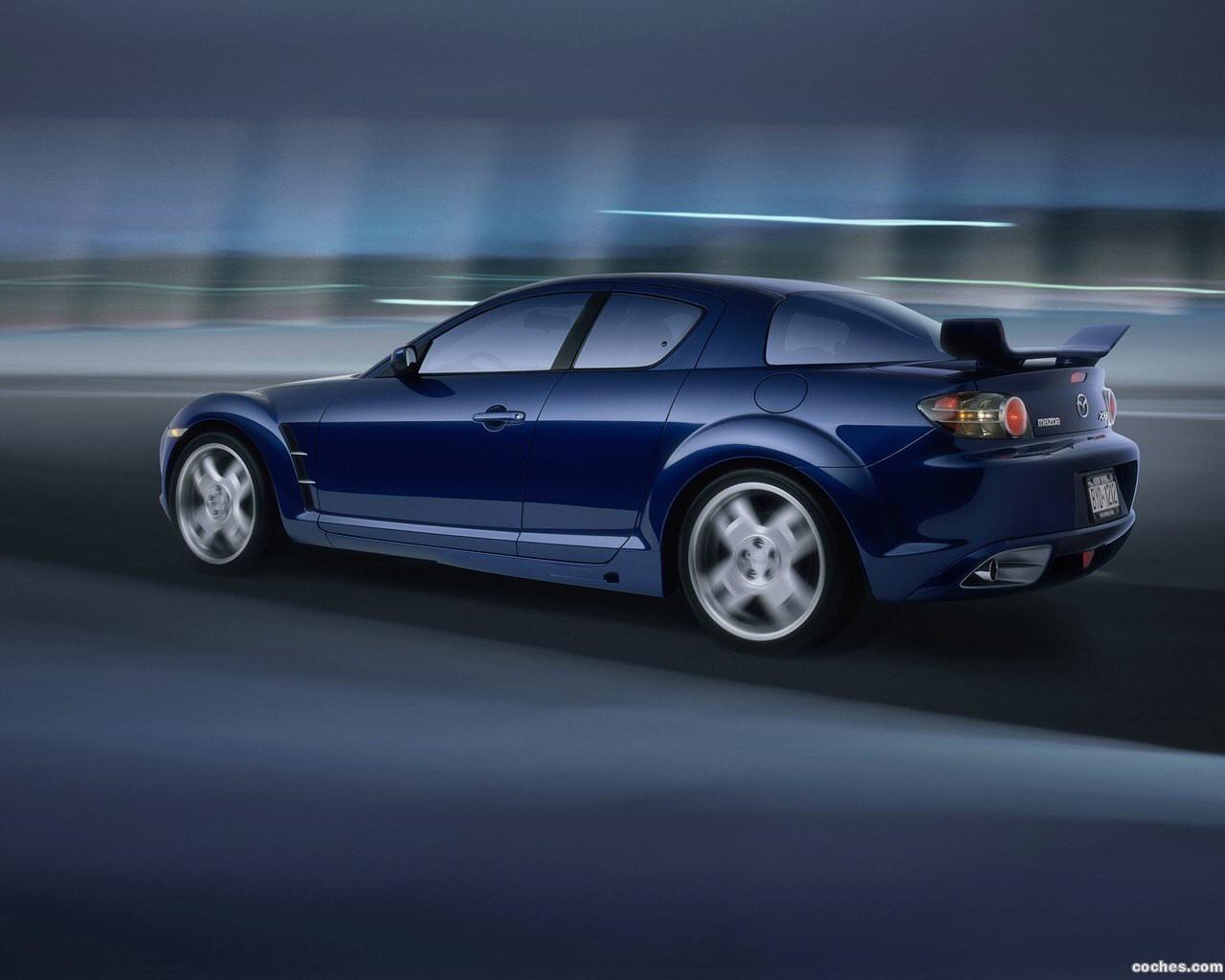 Foto 2 de Mazda RX-8 X-MEN 2003