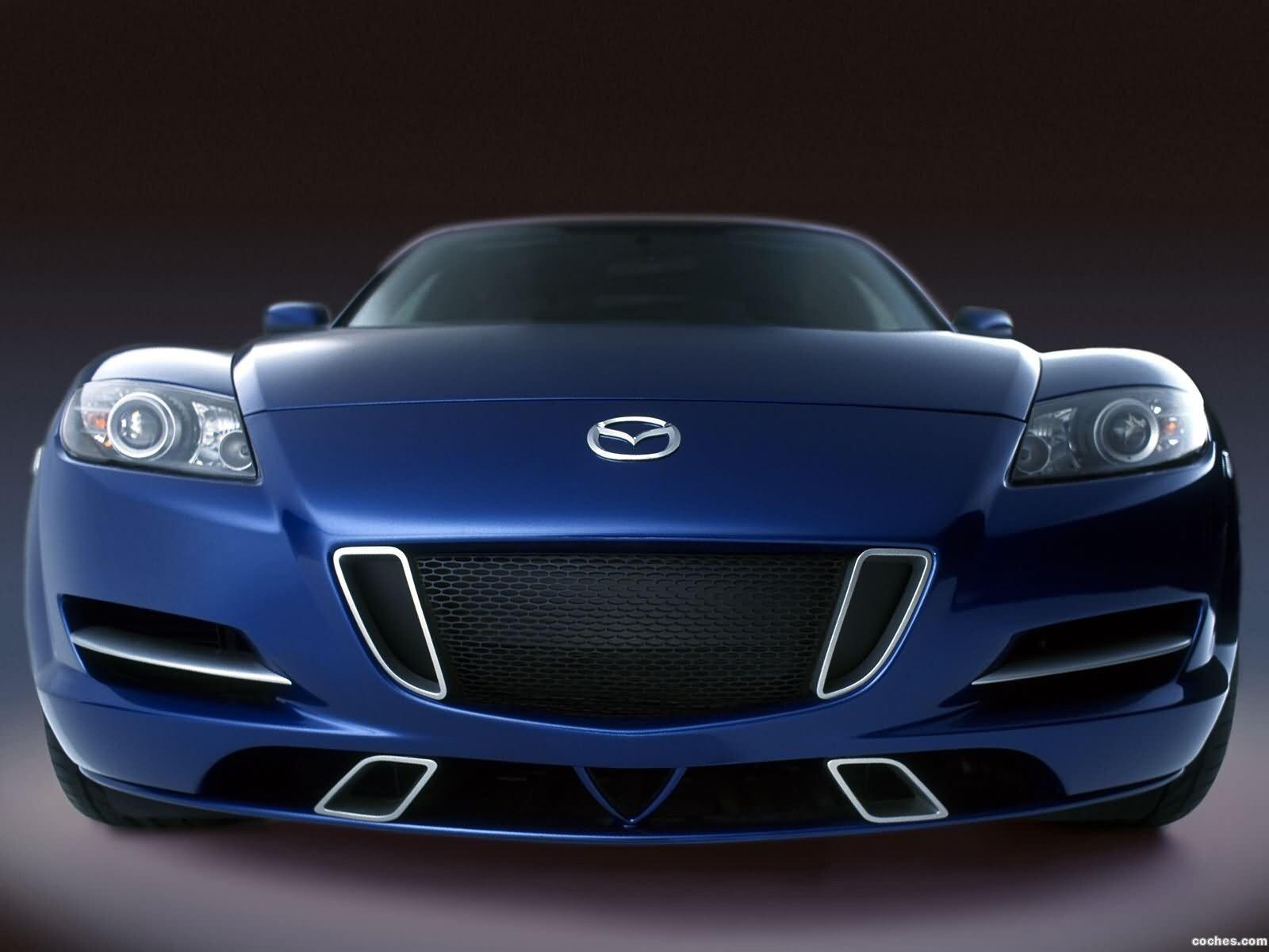 Foto 0 de Mazda RX-8 X-MEN 2003