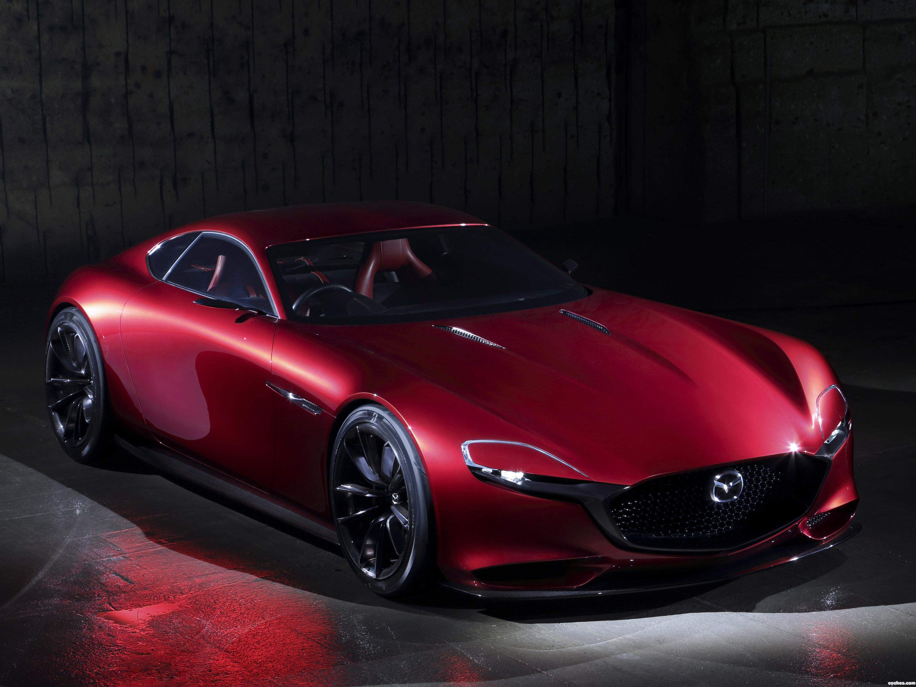 Foto 0 de Mazda RX Vision Concept 2015