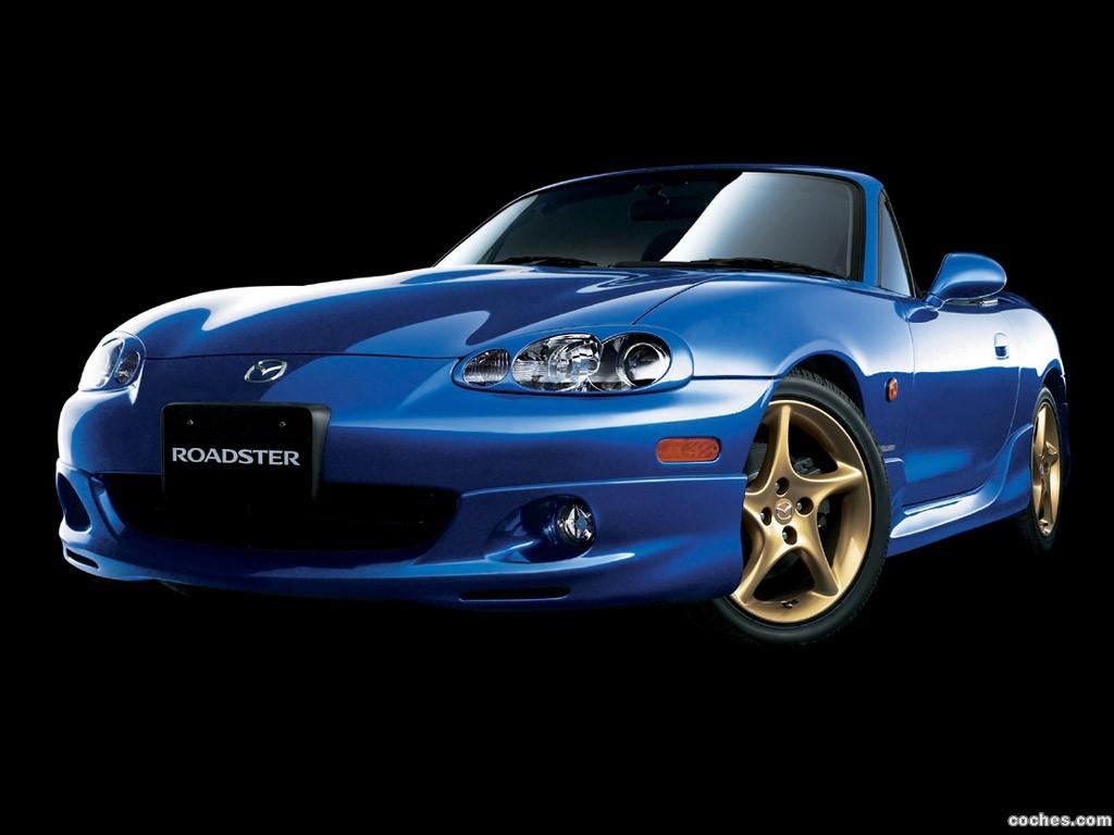 Foto 0 de Mazda MX-5 Roadster 2001