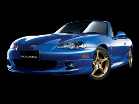 Fotos de Mazda MX-5 Roadster 2001