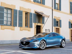 Ver foto 3 de Mazda Shinari Concept 2010