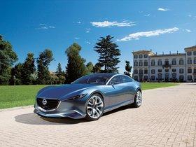 Ver foto 1 de Mazda Shinari Concept 2010