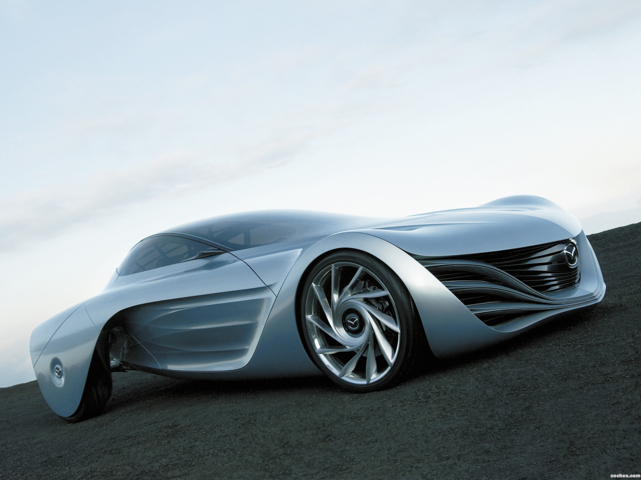 Foto 0 de Mazda Taiki Concept 2007