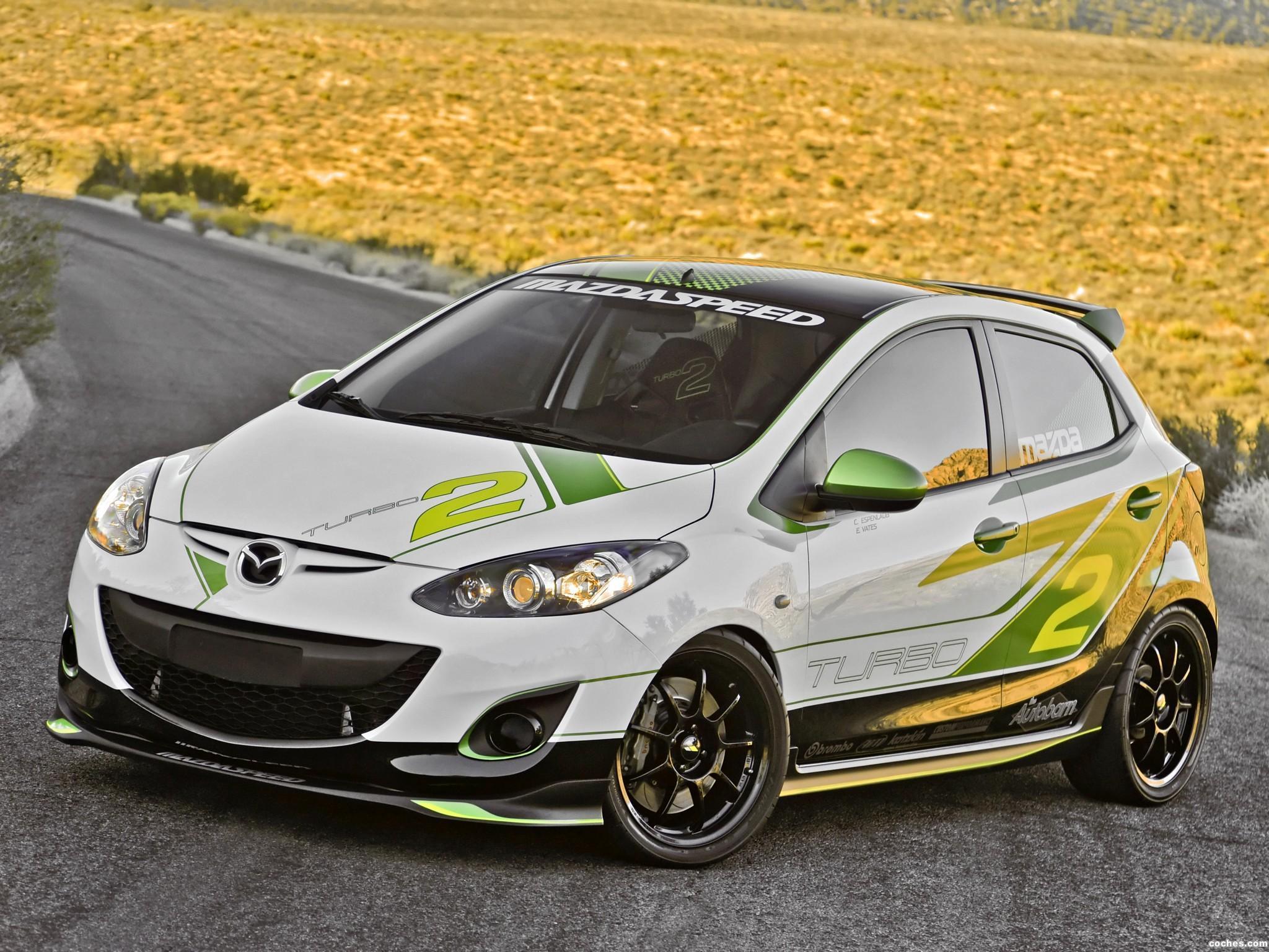 Foto 0 de Mazda Turbo 2 Concept 2011