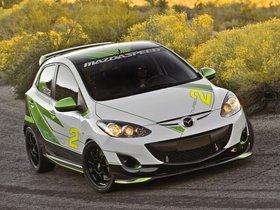 Ver foto 4 de Mazda Turbo 2 Concept 2011