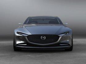 Ver foto 2 de Mazda Vision Coupe 2017