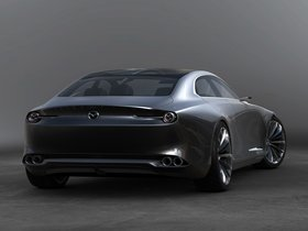Ver foto 5 de Mazda Vision Coupe 2017