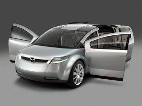 Ver foto 4 de Mazda Washu Concept 2003