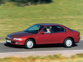 Ver foto 3 de Mazda Xedos 6 1992