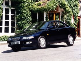 Ver foto 8 de Mazda Xedos 6 1992