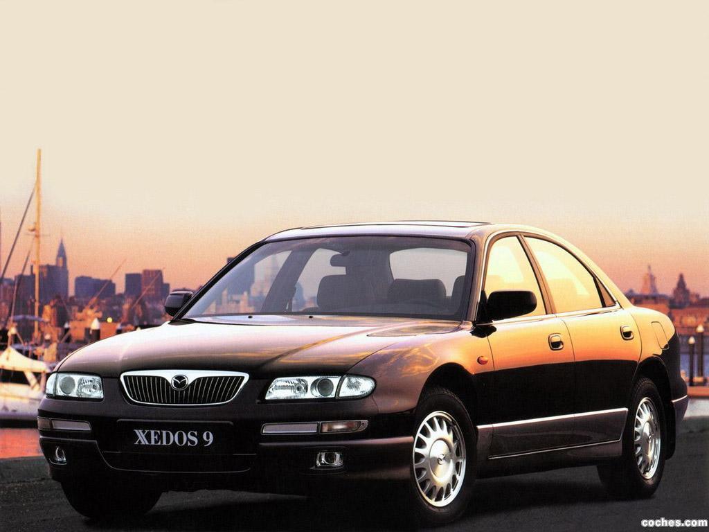 Foto 7 de Mazda Xedos 9 1993