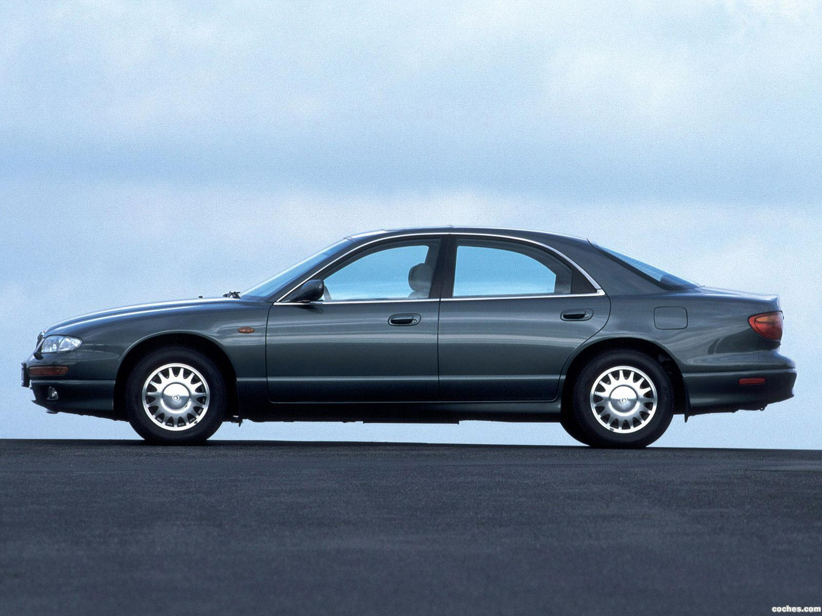 Foto 6 de Mazda Xedos 9 1993