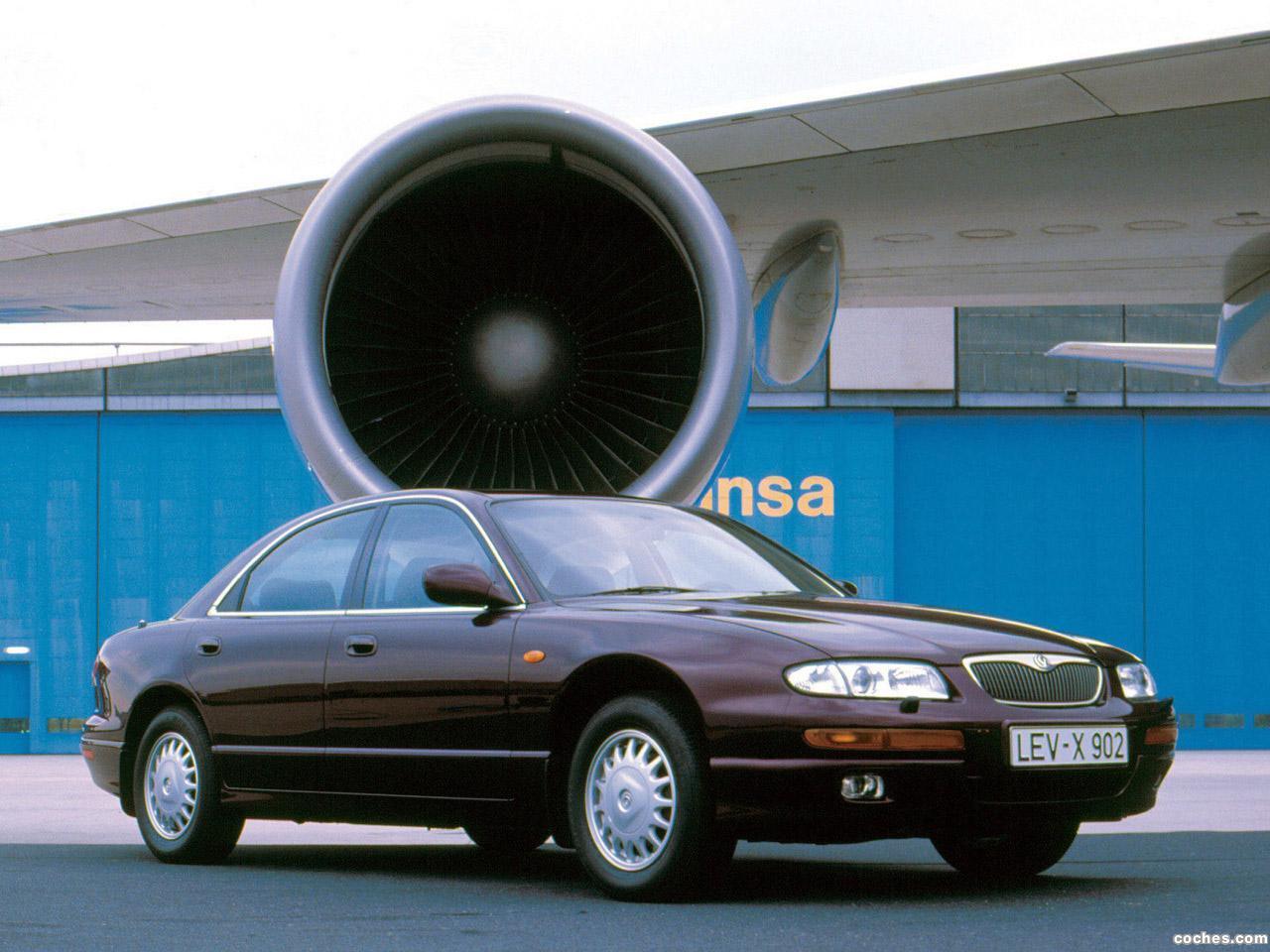 Foto 5 de Mazda Xedos 9 1993