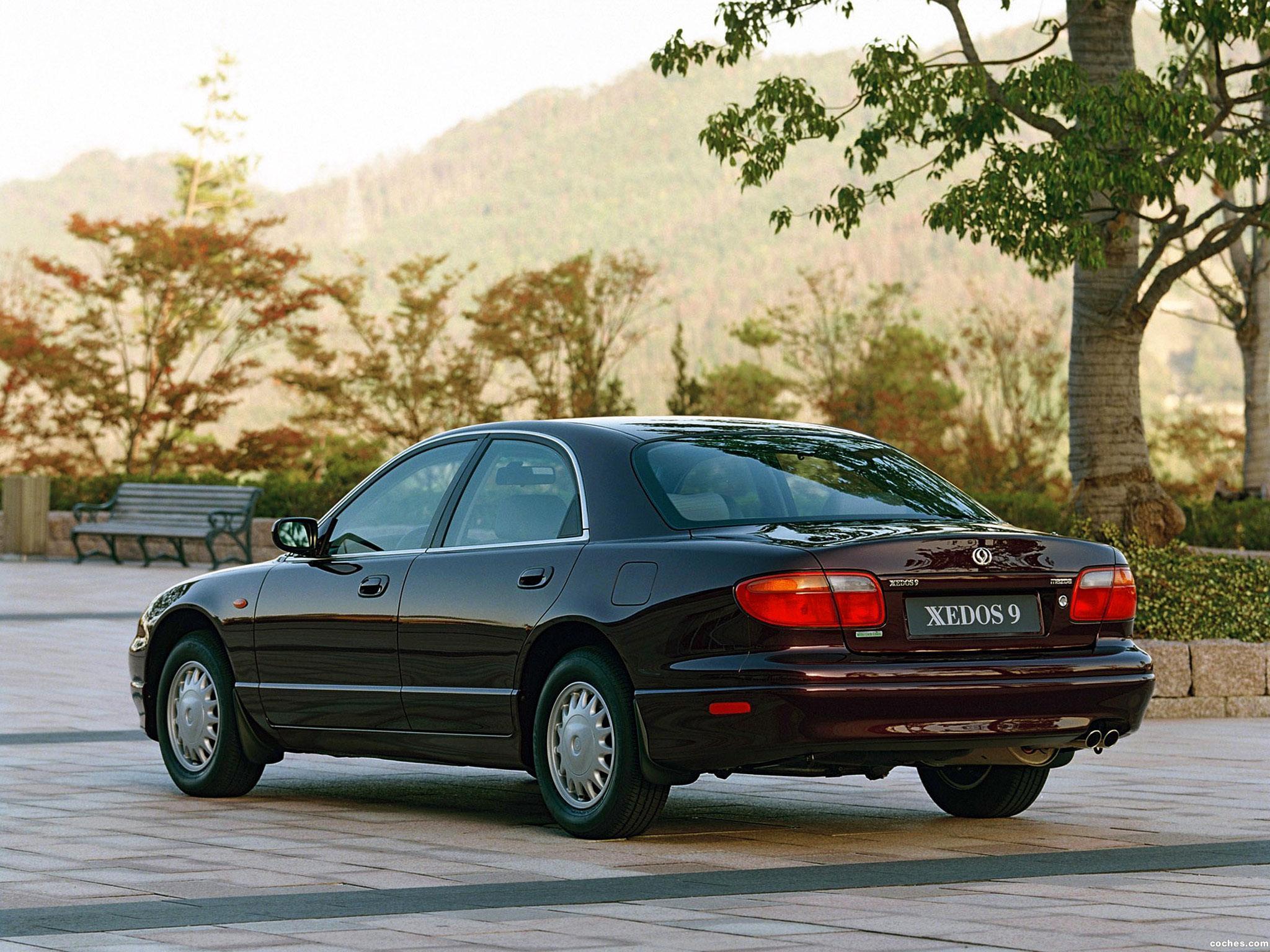 Foto 4 de Mazda Xedos 9 1993