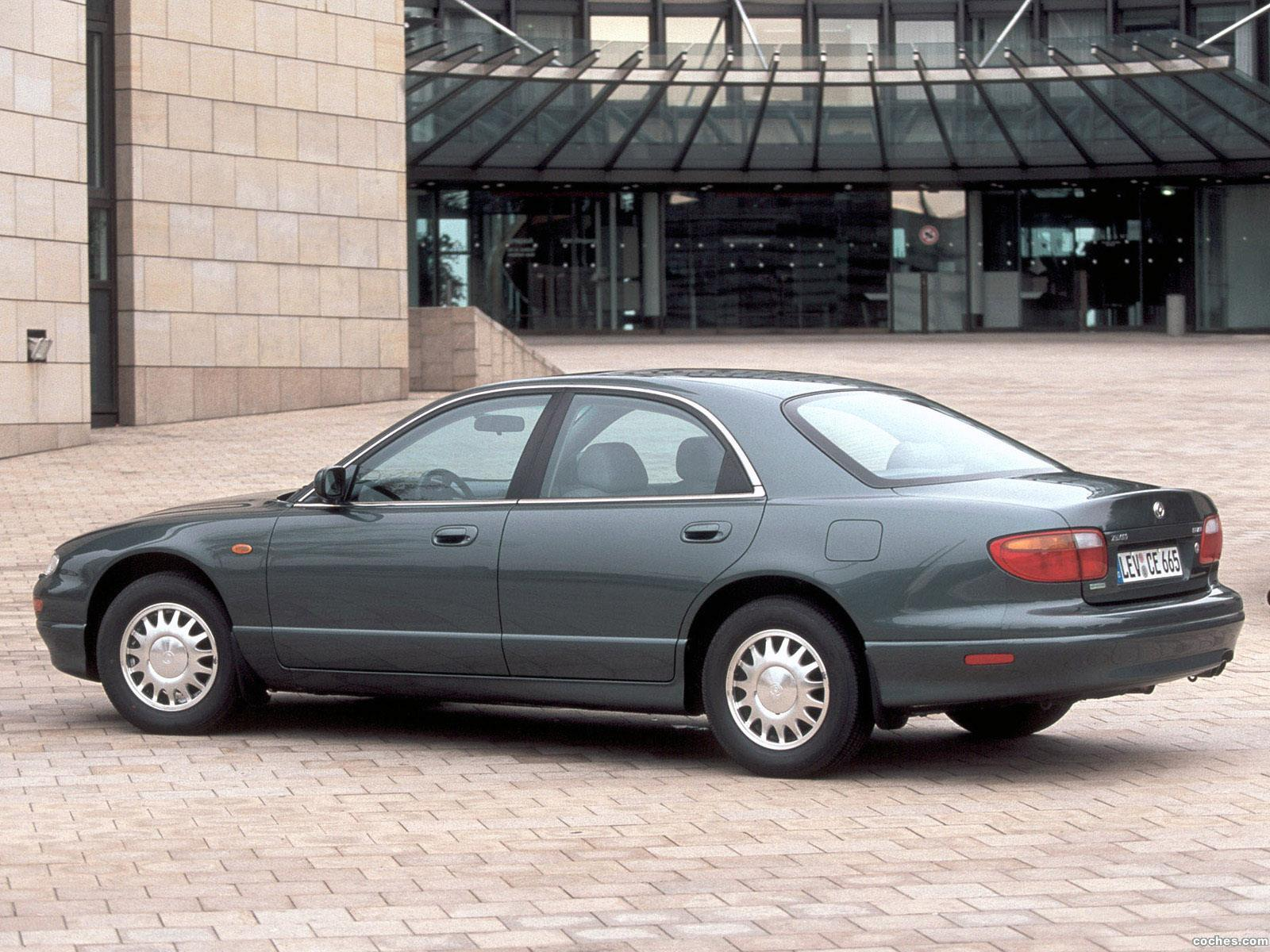 Foto 3 de Mazda Xedos 9 1993