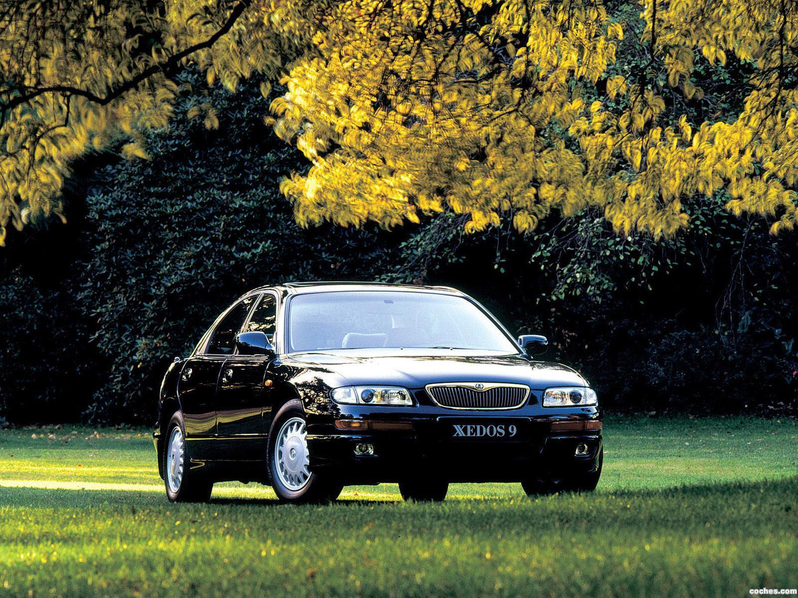 Foto 2 de Mazda Xedos 9 1993