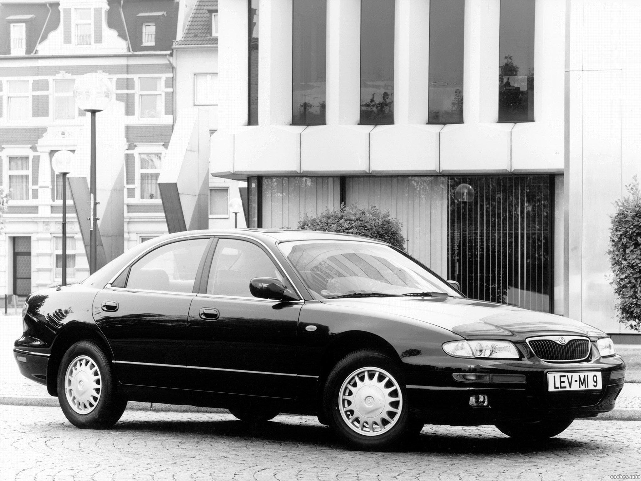 Foto 0 de Mazda Xedos 9 1993
