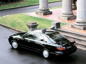 Ver foto 2 de Mazda Xedos 9 1993