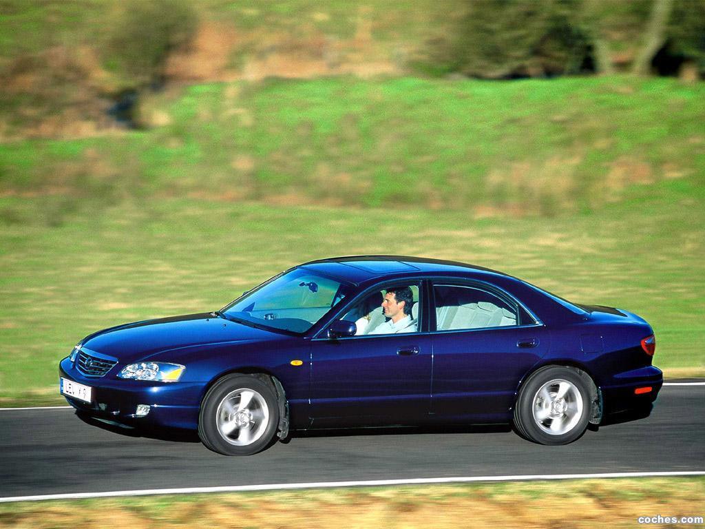 Foto 3 de Mazda Xedos 9 2000