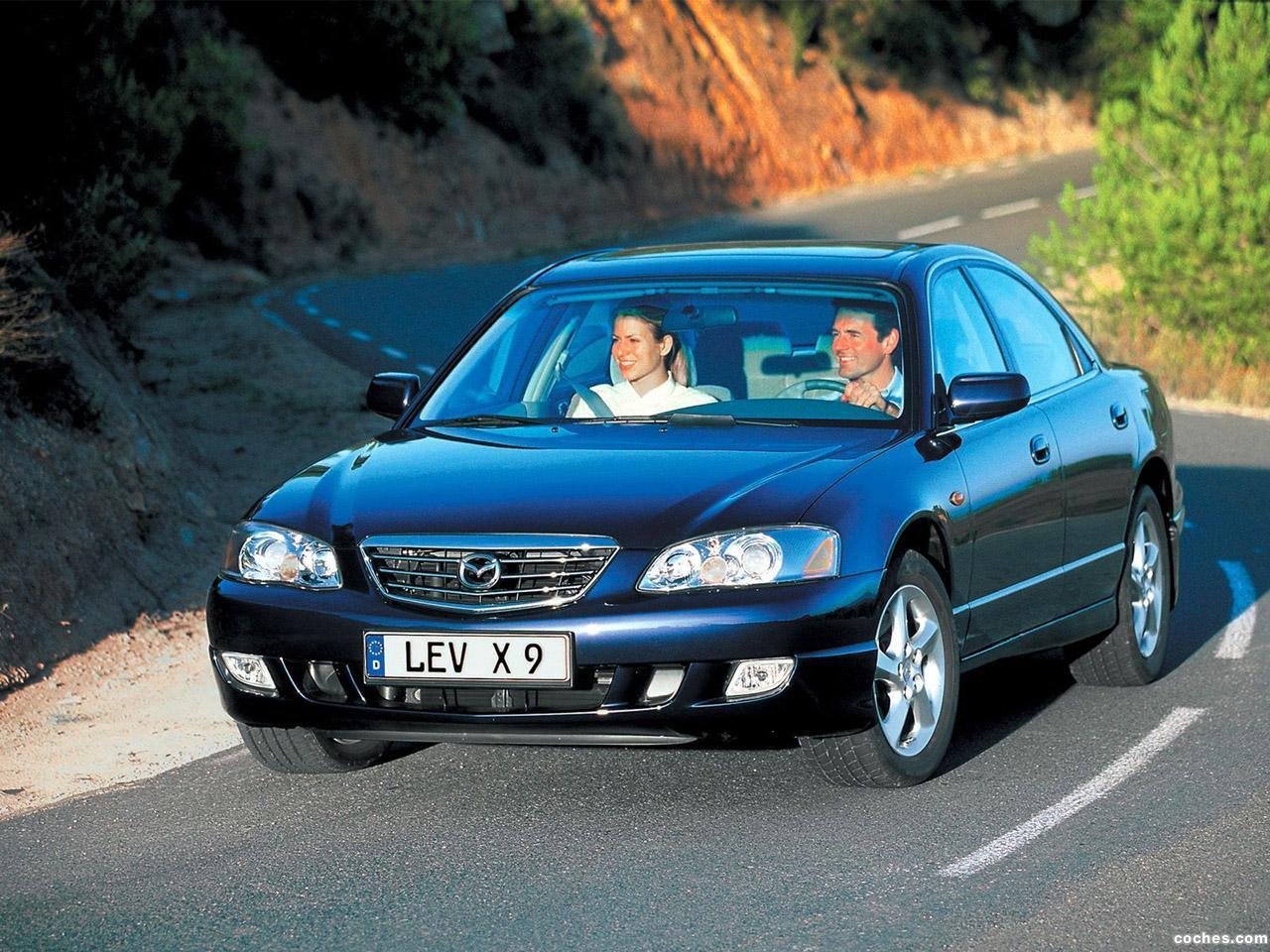 Foto 0 de Mazda Xedos 9 2000