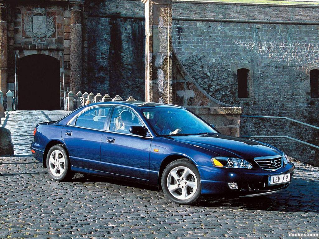 Foto 11 de Mazda Xedos 9 2000