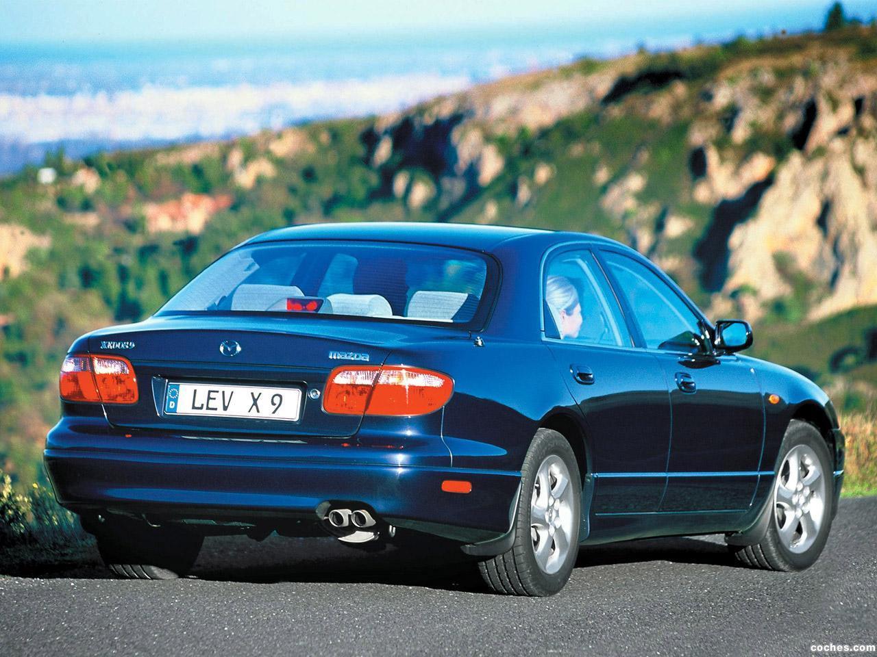 Foto 10 de Mazda Xedos 9 2000