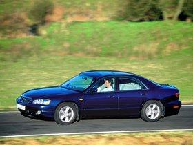 Ver foto 4 de Mazda Xedos 9 2000