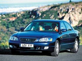 Ver foto 9 de Mazda Xedos 9 2000