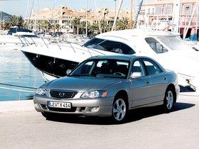 Ver foto 6 de Mazda Xedos 9 2000