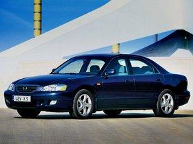 Ver foto 5 de Mazda Xedos 9 2000