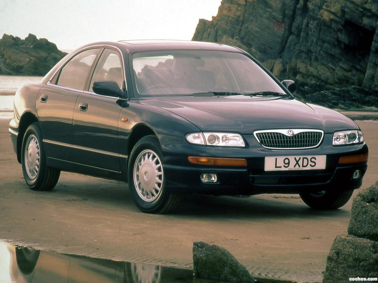 Foto 10 de Mazda Xedos 9 1993