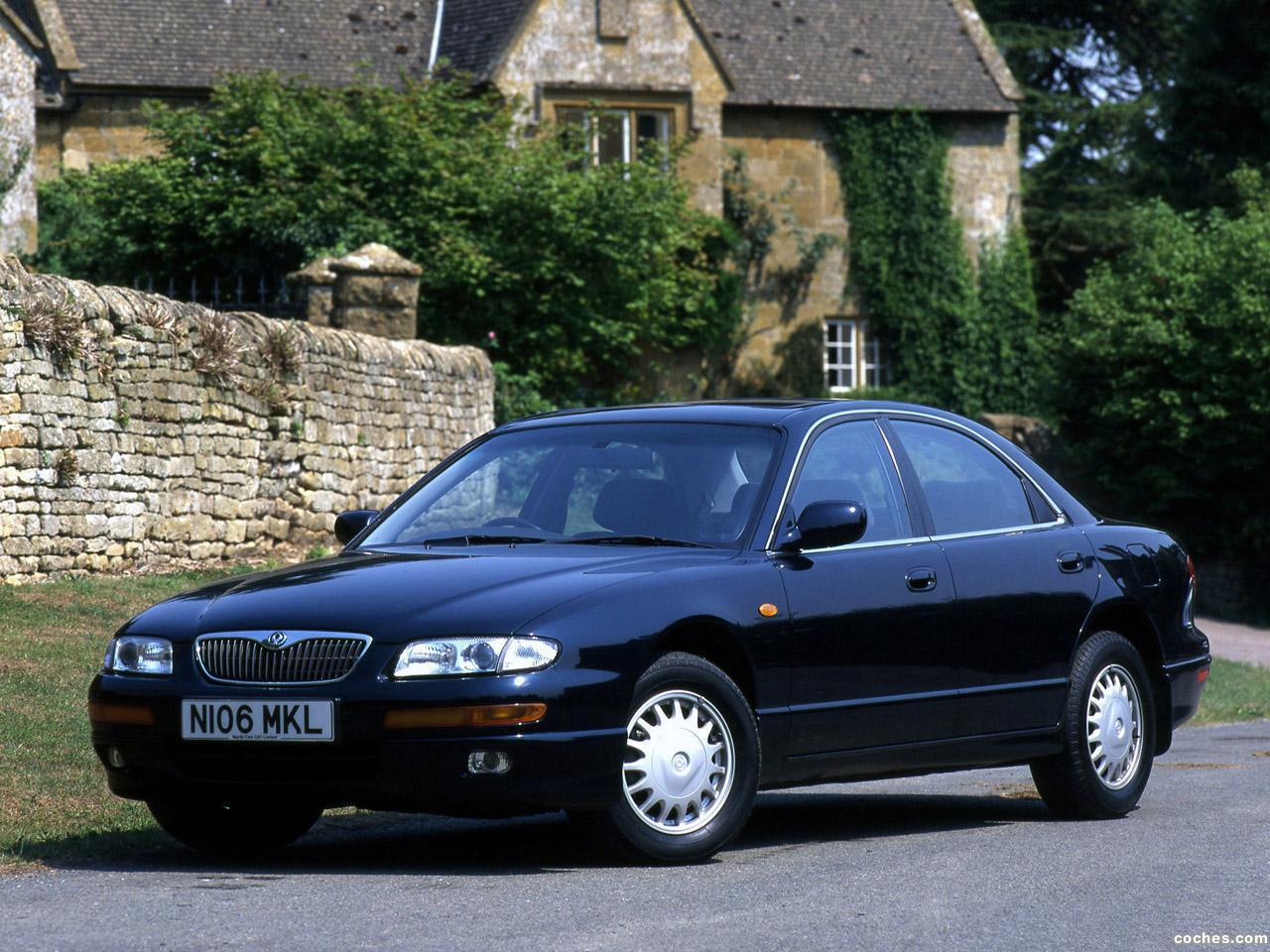 Foto 9 de Mazda Xedos 9 1993