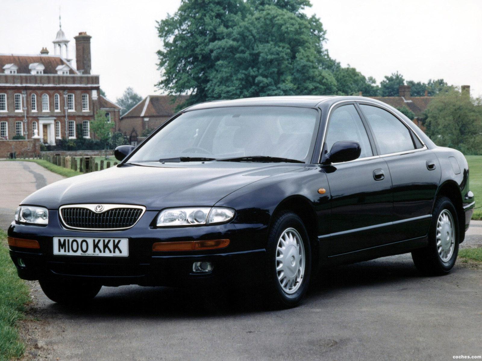 Foto 8 de Mazda Xedos 9 1993