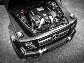 Ver foto 7 de McChip-DKR Mercedes AMG G63 MC-800 2015