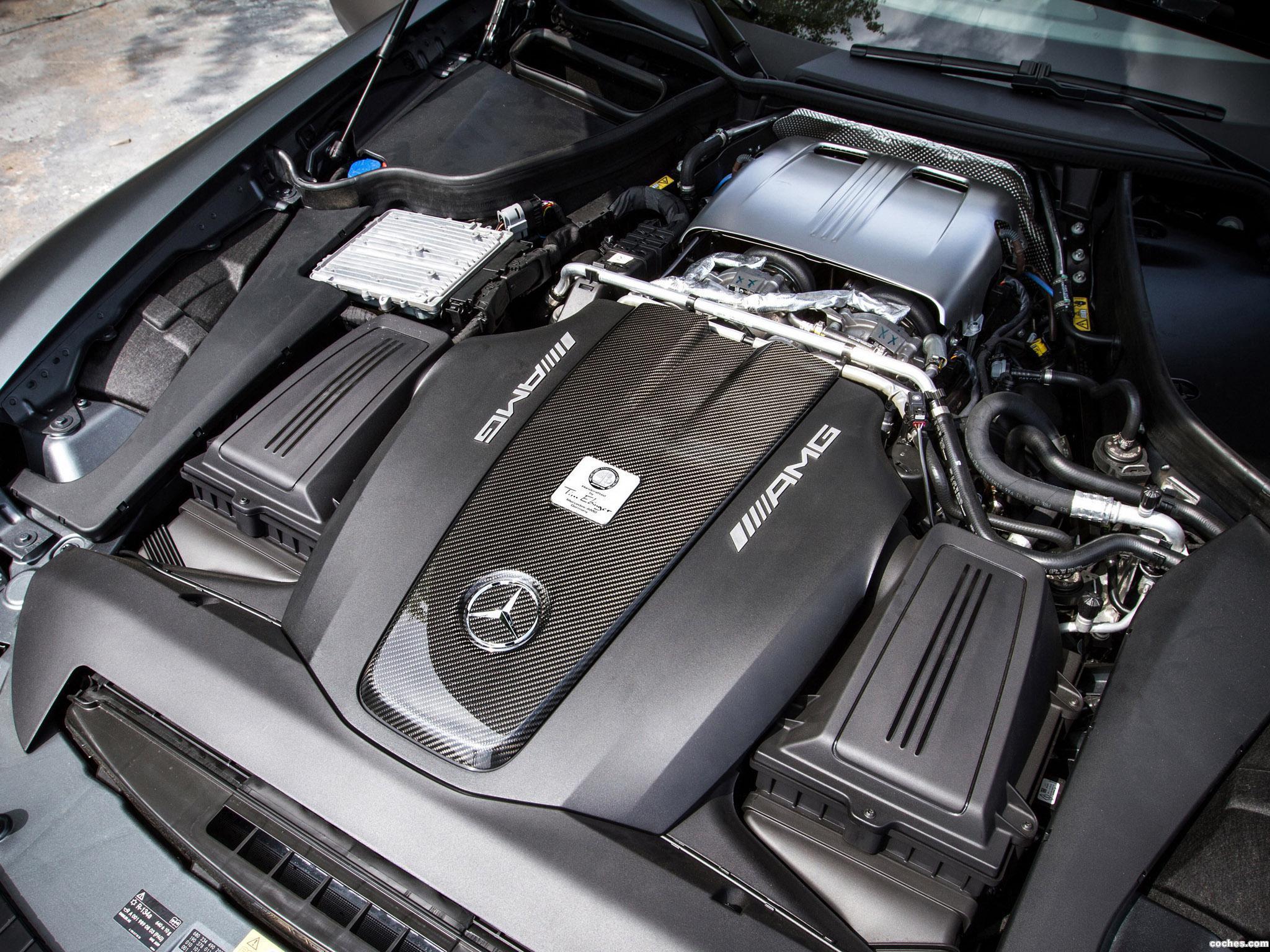 Foto 8 de McChip-DKR Mercedes AMG GT S C190 2015