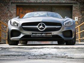 Ver foto 4 de McChip-DKR Mercedes AMG GT S C190 2015