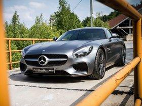 Ver foto 2 de McChip-DKR Mercedes AMG GT S C190 2015