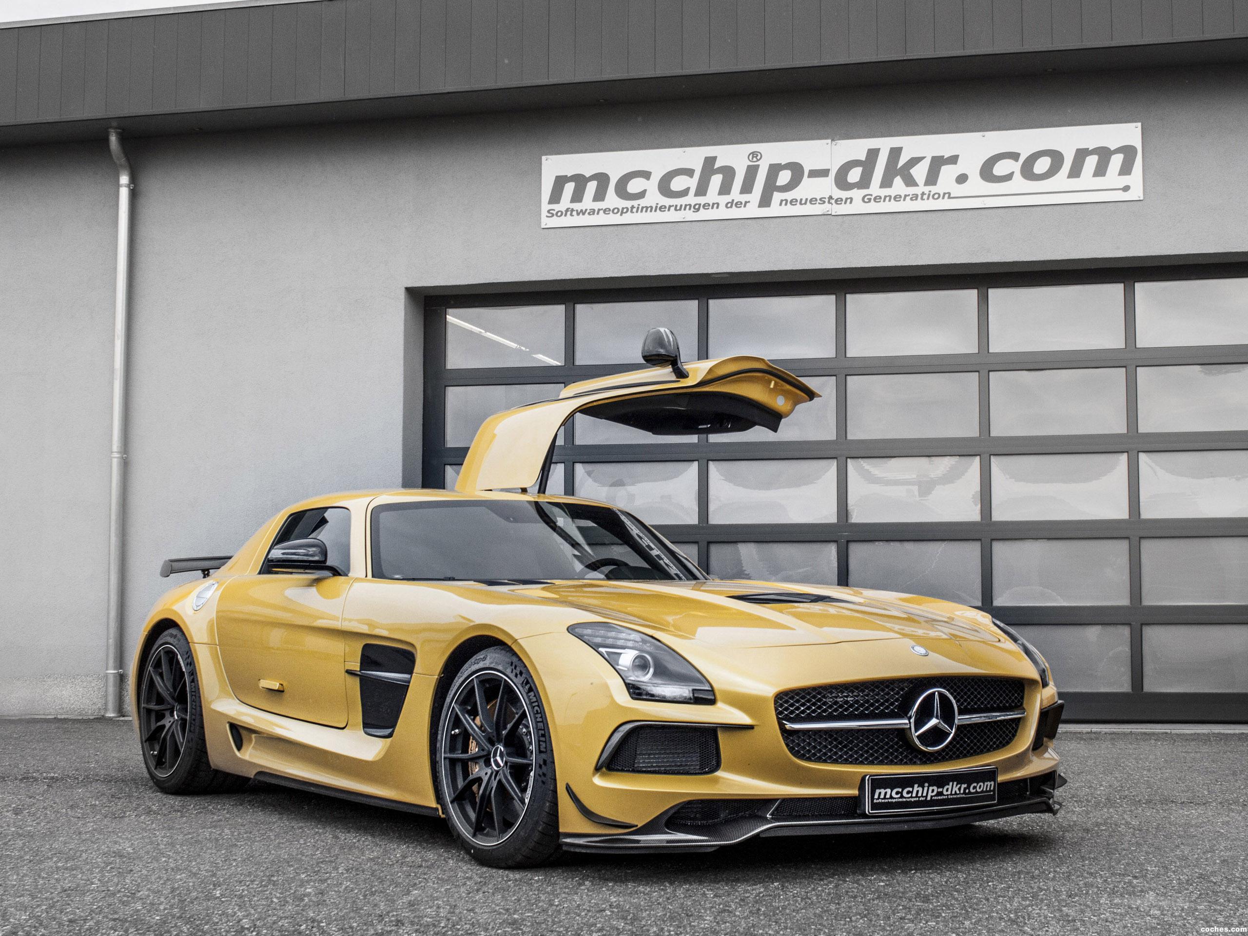 Foto 0 de MC Chip Dkr Mercedes AMG Clase SLS 2014