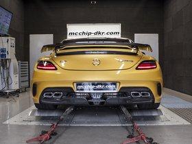 Ver foto 2 de MC Chip Dkr Mercedes AMG Clase SLS 2014